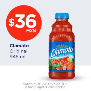 CLAMATO Original