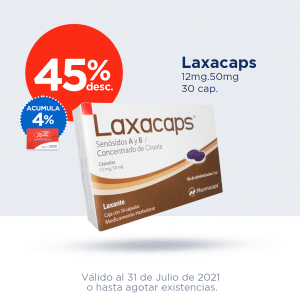 Laxacaps