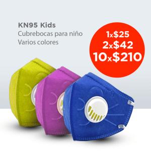 Oferta KN95 kids